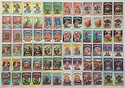Garbage Pail Kids GPK Topps Trading Card Stickers Mixed Lot of 190 a+b 1985-1986