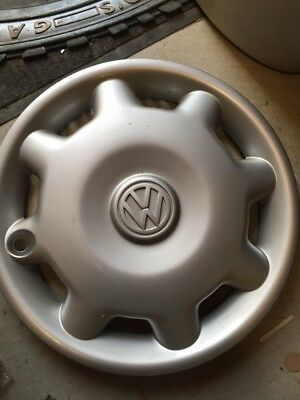 "1 -  VW Jetta Golf 14"" HUBCAP HUB CAP Wheel Cover  1993 1994 95 96 97 1998 1999"