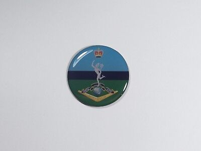 Royal Australian Corps of Signals (RASigs) 30mm Printed Lapel Pin Anzac Day