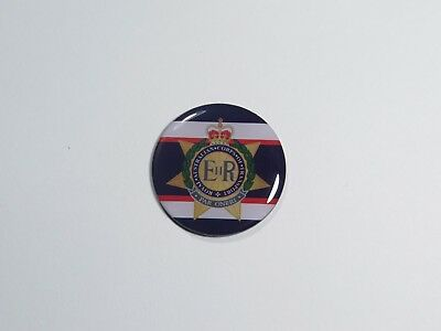 Royal Australian Corps of Transport (RACT) 30mm Printed Lapel Pin Anzac Day