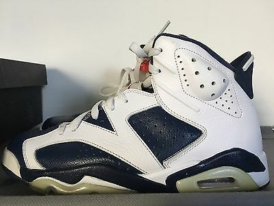 Air Jordan 6 VI Olympic US9