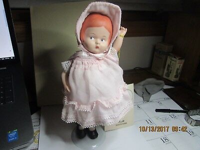 Effanbee Patsy Doll Porcelain Gallery Collection Limited Edition