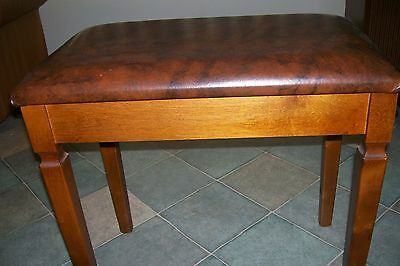piano stool,  in great condition, very attractive.
