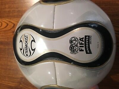 Adidas Teamgeist Germany World Cup 2006 Soccer Match Ball Size 5