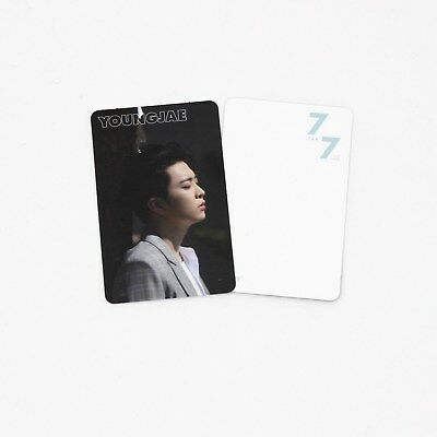 [GOT7] 7 for7 Album Official Photocard/Making ver. - YOUNGJAE