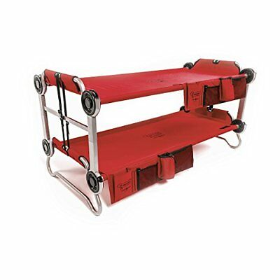 Kid-O-Bunk With Organizers - Red