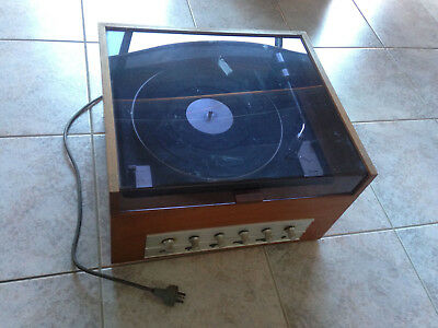 Vintage Record Player Seiki Micro Mr-111