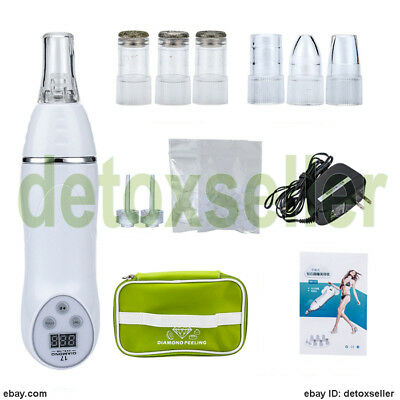Diamond Dermabrasion Microdermabrasion Vacuum Skin Faical Peeling Beauty Machine