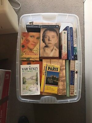 *** Collection of Books 80+ in Two Boxes ***