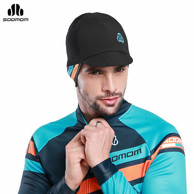 SOBIKE Cycling Riding Thermal VIK Cap Anti-sweat Breathable Winter Windproof Hat