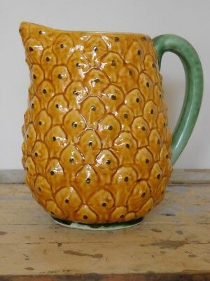 Kitsch Retro Pineapple Pitcher