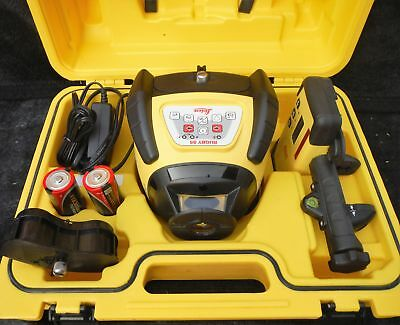 Leica Rugby 55 Laser Level Bundle! Includes Measuring Stick and Tripod!