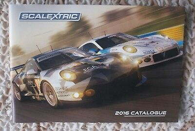 Scalextric Catalogue 2016