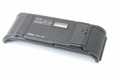 Nikon MF-14 DATA BACK for F3 [Excellent++] from Japan Free Shipping