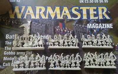 Warmaster Araby Guardsman very Rare & OOP -