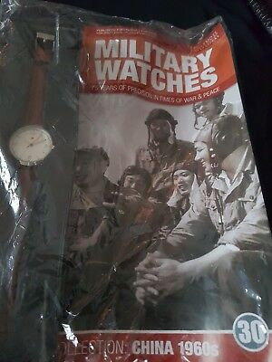 eaglemoss collections military watches