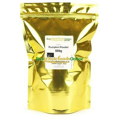 Organic Pumpkin Powder 500g