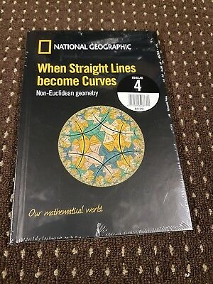 National Geographic. Non-Euclidean Geometry. Perfect Christmas gift.