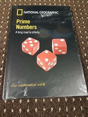National Geographic Prime Numbers. Perfect Christmas gift or stocking filler