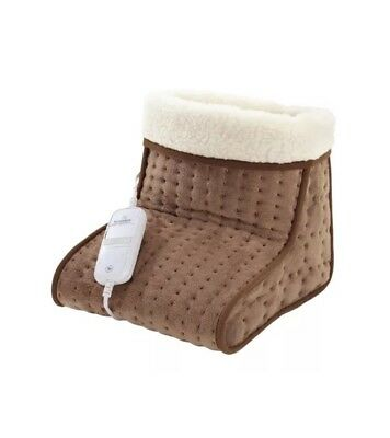 New SILVERCREST Personal care Foot Warmer 6 temperature setting.