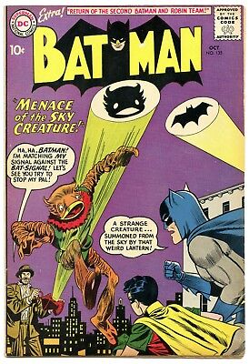 Batman # 135 VF 8.0