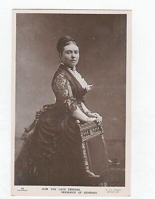 Rare Royalty Postcard. Empress Frederick of Germany