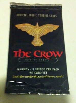 The Crow Card Pack