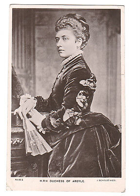 Rare Royalty Postcard. Princess Louise, Duchess of Argyll