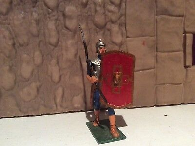 Ancient Roman Legionary. factory painted toy soldier. Alymer?
