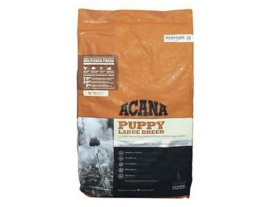 Acana Puppy Large Breed Dry Dog Food 11.4kg Quality Dogs Kibble Canine Protein