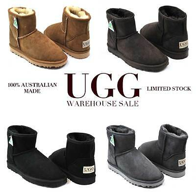 Ugg Boots - 100% Australian Made| Classic Low/mini Uggs | Free Shipping