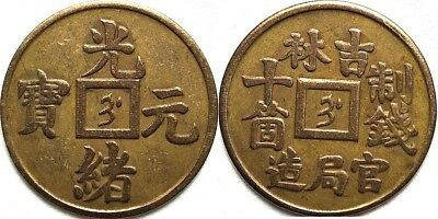 Chinese ancient Copper Coin Diameter:29mm