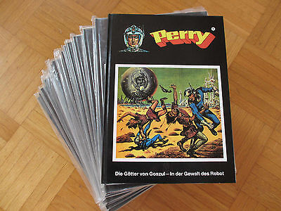 Perry Rhodan - LAST PINTED LIMITED NUMBER - Unser Mann im All - Zyklus I II