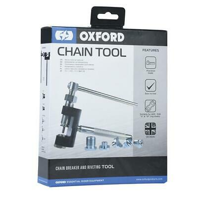 Of292 Oxford Motorcycle Compact 28Pce Chain Tool Kit