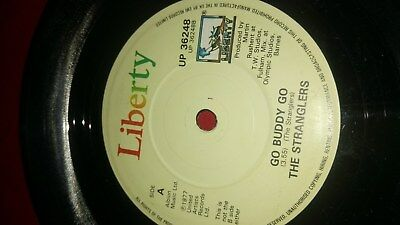The Stranglers: Peaches / Go Buddy Go - Liberty UP 36248