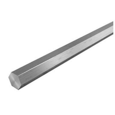 Aluminium Hex Bar Solid All Sizes And Lengths Machining Lathes T6 Cut To Size