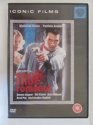 True Romance dvd (Iconic Films) PAL