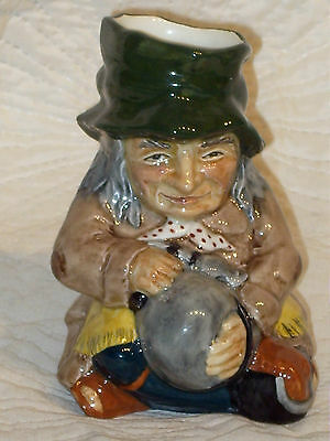 "Roy Kirkham Toby Jug ""tinker"" Perfect Condition 5 1/2"" Tall Made In Staffordshir"