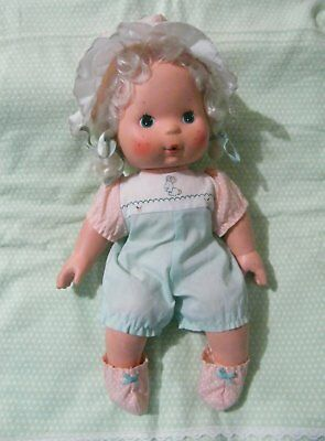 Baby Apricot Doll ~ Vintage Strawberry Shortcake Series