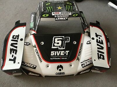 Losi 5ive T Body Panels In Good Condition
