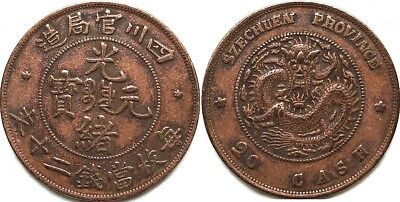 Chinese ancient Copper Coin Diameter:33mm