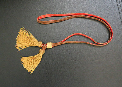 WWII Japanese Army general officer sword tassel (Reproductions)