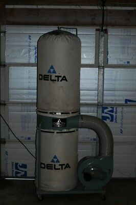 Delta 50-850 dust collection collector system