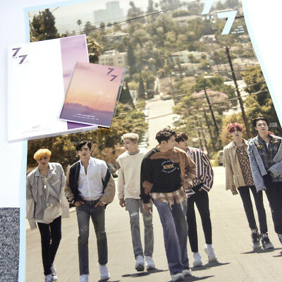 [GOT7]7th mini album/7 for 7/7for7/You Are/Magic Hour Version+Preorder Gifts