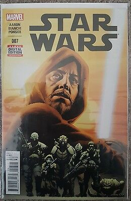 Star Wars comic #7. First Print. Marvel. Excellent condition.