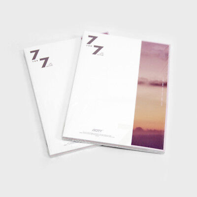 [GOT7]7th mini album/7 for 7/7for7/You Are/Magic Hour Version/New, Sealed