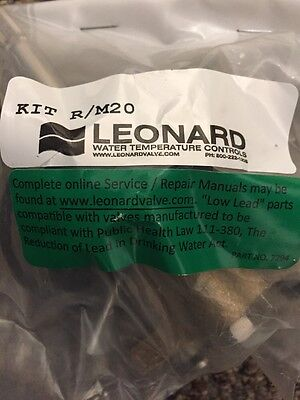 LEONARD VALVE KIT R/M20 Water Mixing Valve Kit
