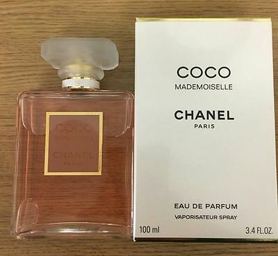 Coco Chanel Mademoiselle Originale 100% scatolato 100ml