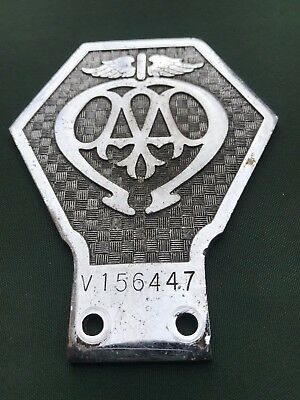 CLASSIC CAR BADGE Lot3