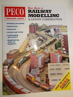 Your Guide to Railway Modelling & Layout Construction  Peco Publications